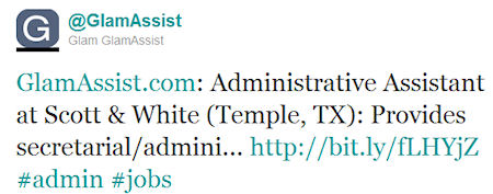 How to find a job on Twitter