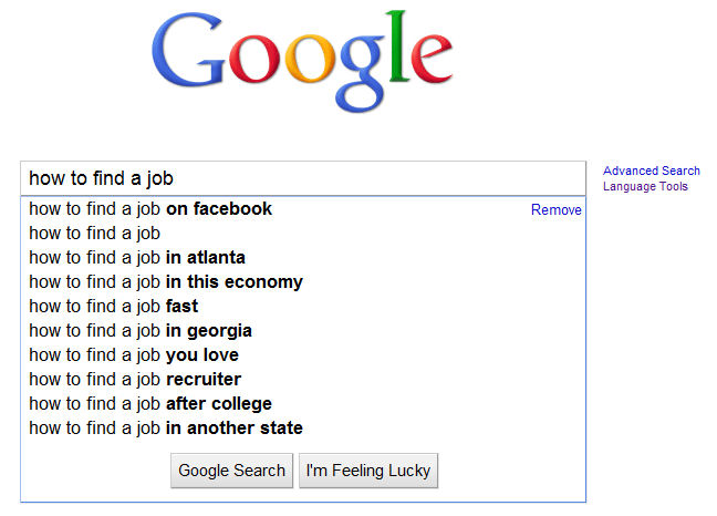 Where else can I look for a job?
