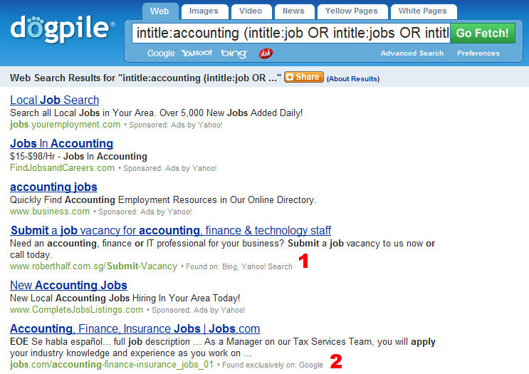 How To Search Job Boards You Never Heard Of