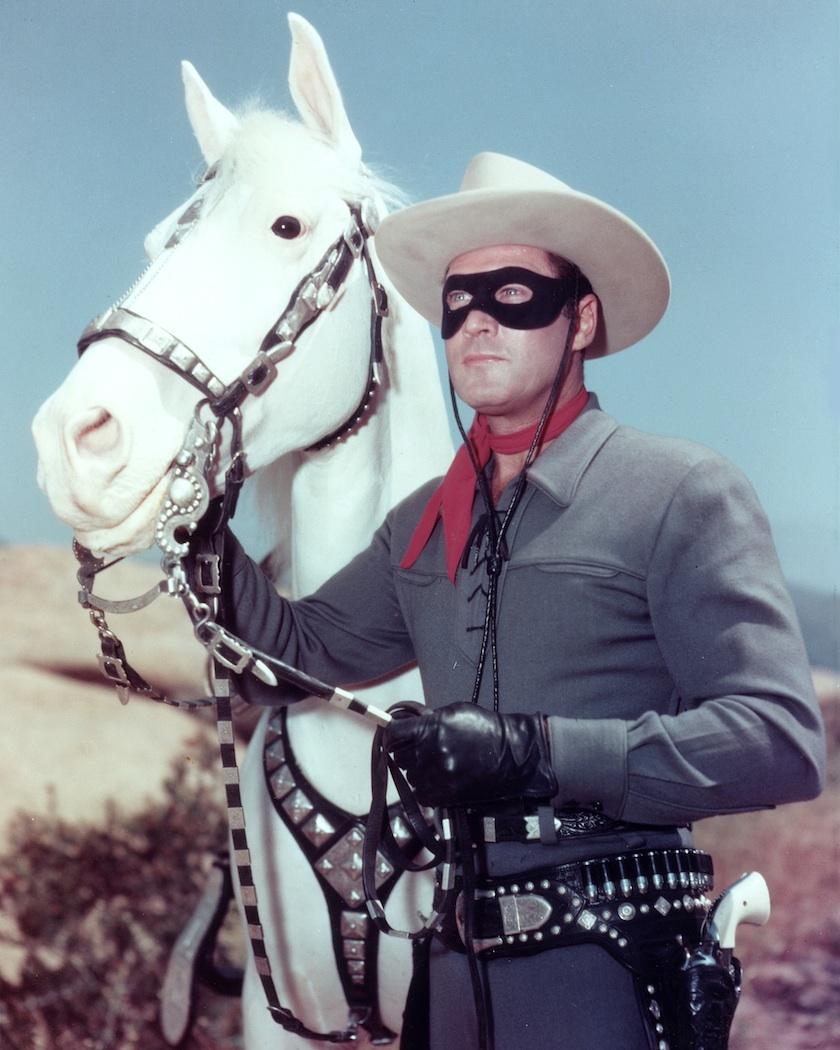 1956 Lone Ranger & Silver