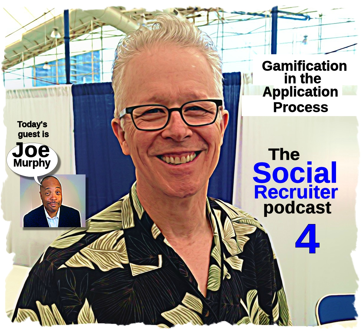 Joe Murphy discusses gamification.