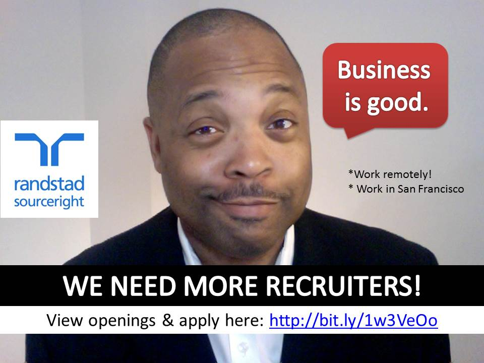 Now Hiring Recruiters