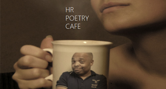 Jim Stroud at the HR Poetry Cafe