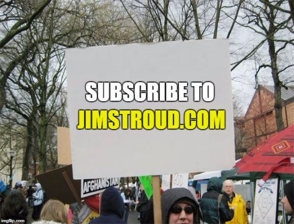 Subscribe to this blog now!