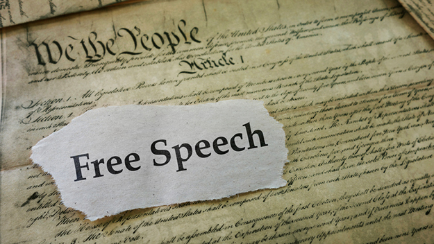 free speech for robots