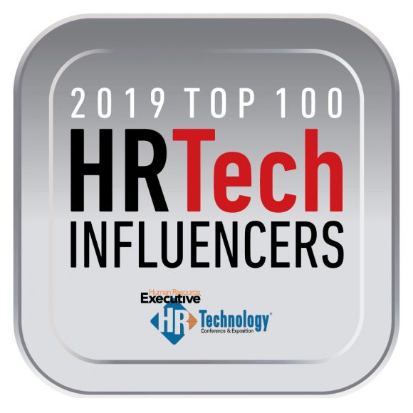 Jim Stroud is a top 100 HR Tech Influencer